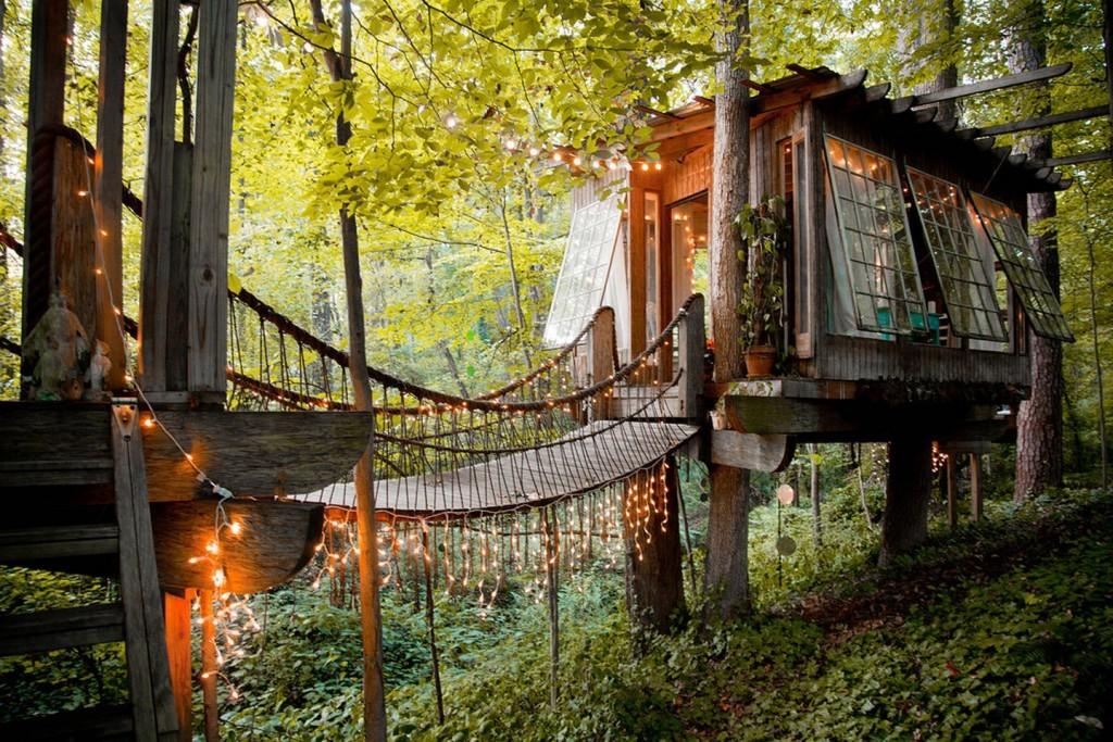 alojamiento diferente casa en el arbol airbnb