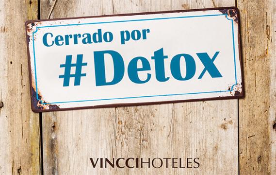 detox digital vincci hoteles