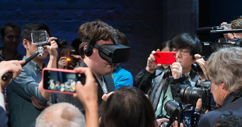 realidad virtual y realidad aumentada oculus