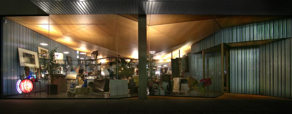 Tienda Largo Recorrido fue la vencedora en los Thinking Wood Awards