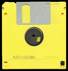 Un disquete, ¿es retro, moderno o viejuno?