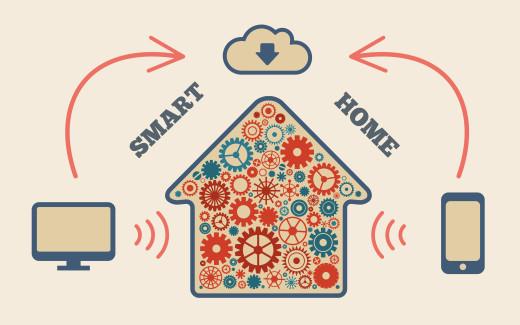 smarthome-casa inteligente