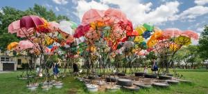 Diseño de Izaskun Chinchilla para la Dreams Pavilion Competition en Nueva York.