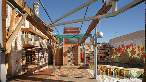 Casa Solariega diseñada por Izaskun Chinchilla.