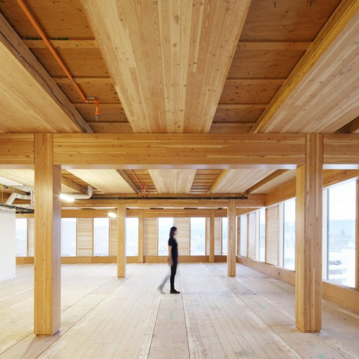 Gratte-ciels en bois, le futur est déjà là