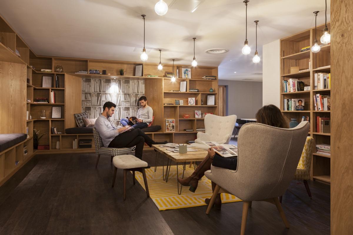 Coliving: más allá del cohousing
