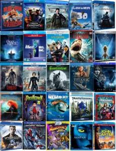 Tener películas en DVD, ¿es retro, moderno o viejuno?