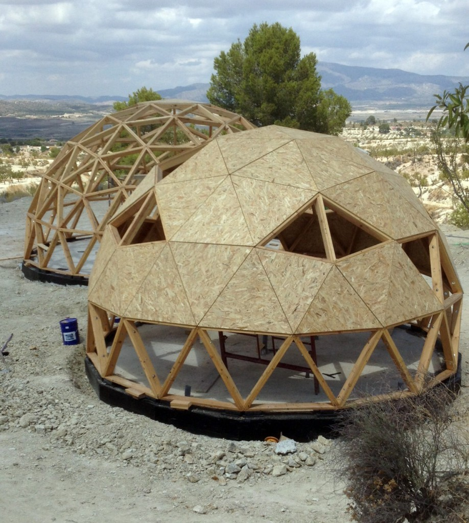 Vivir en casas geod sicas - Casas geodesicas ...