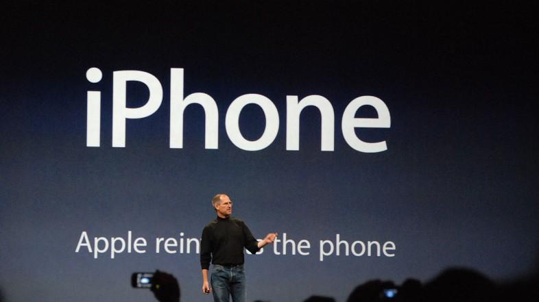 iPhone cumple 10 años
