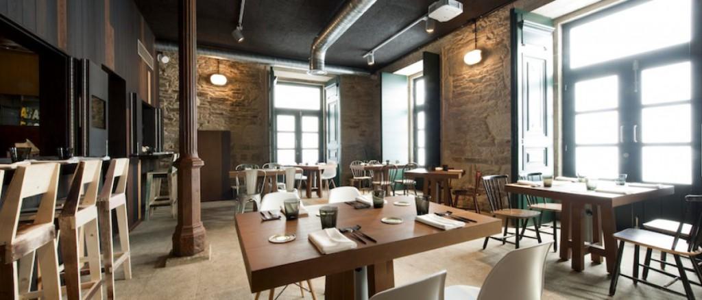 Interiorismo en un restaurante: Abastos 2.0