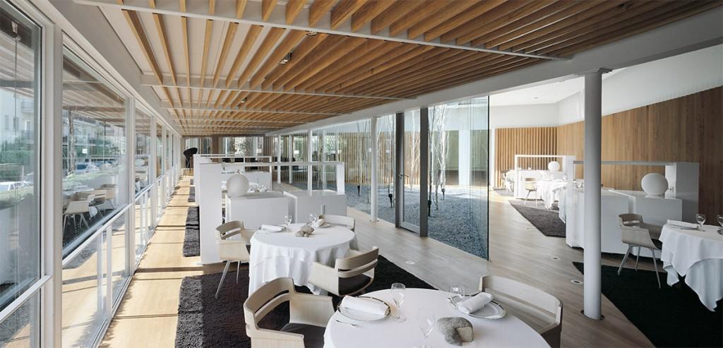 Interiorismo en un restaurante: Can Roca
