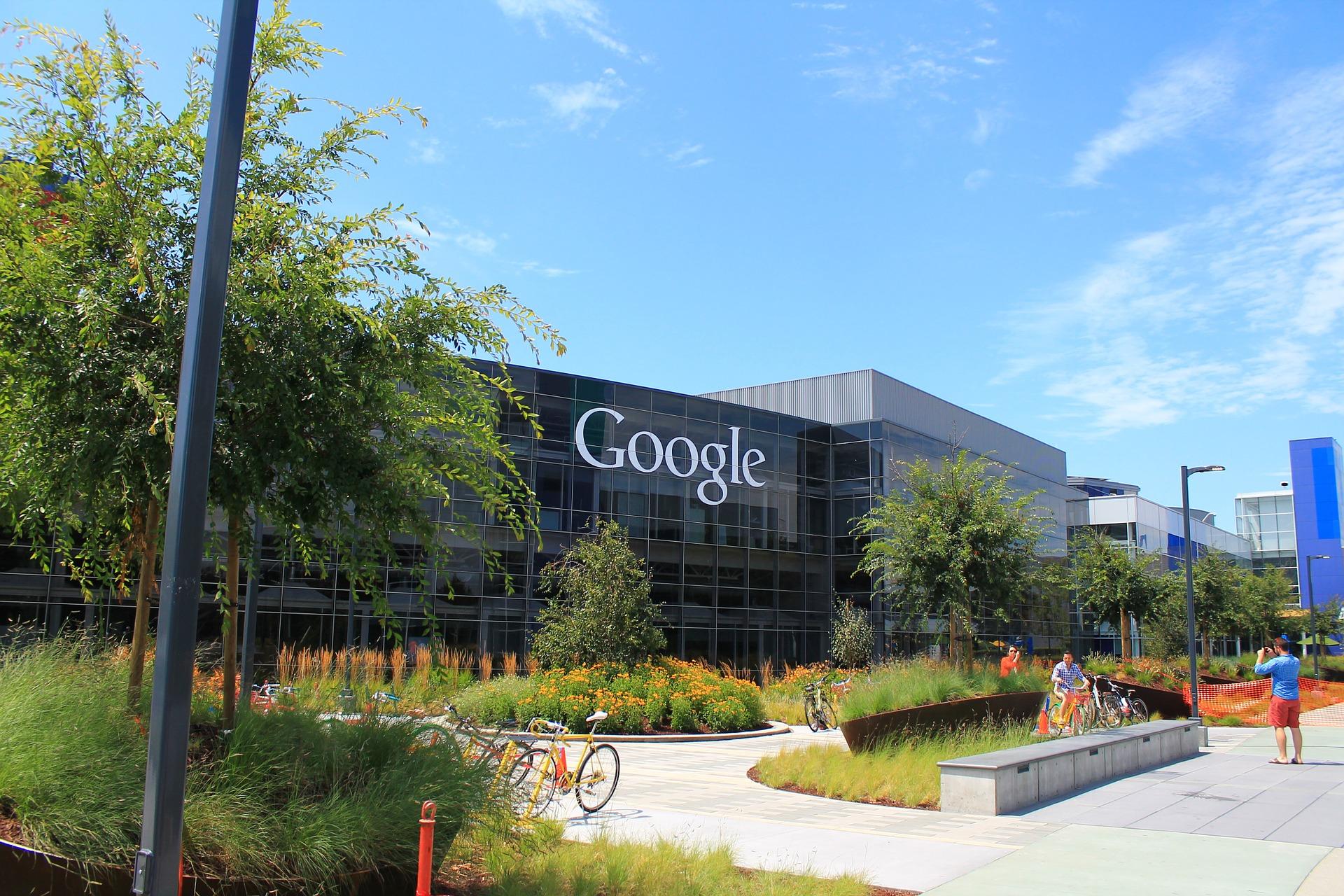 Google cuida mucho el tercer espacio en todas sus oficinas