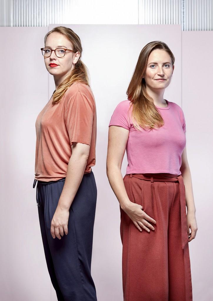 Sanne Schuurman y Simone Post son comisarias de la muestra Finsa by Envisions