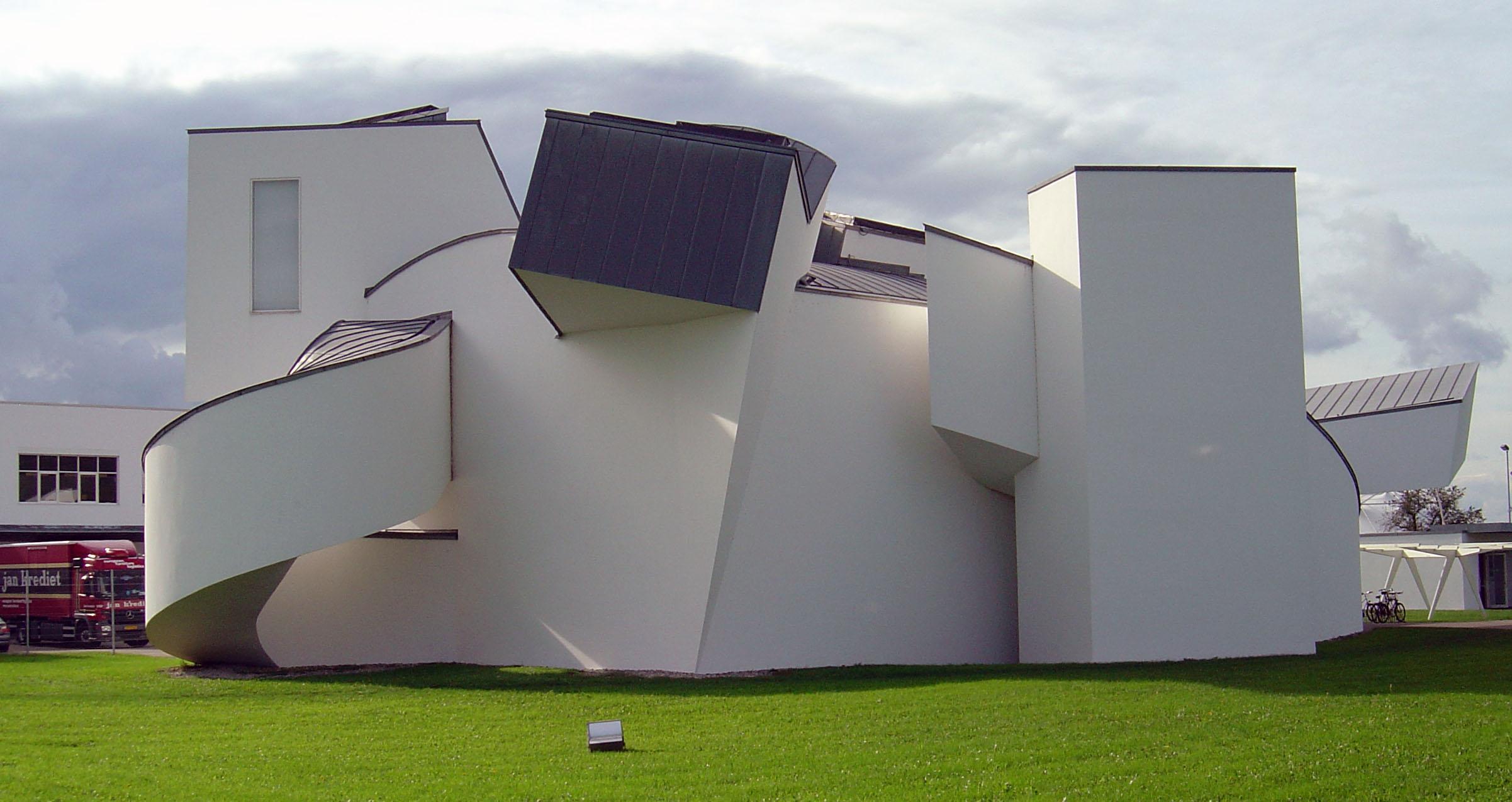 Museos Diseño: Vitra