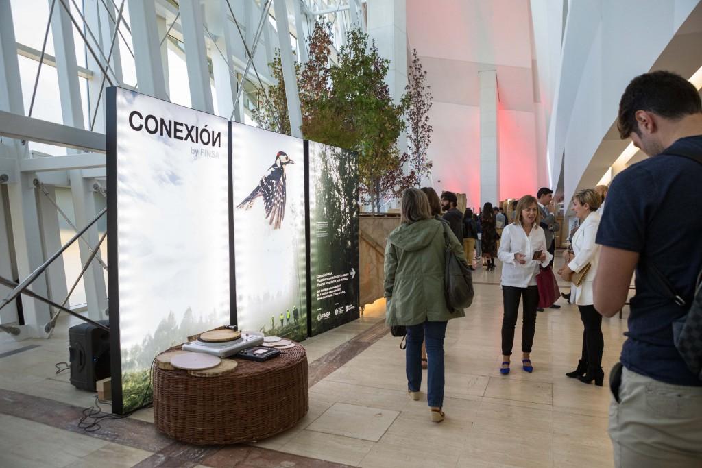 Conexion by Finsa Santiago