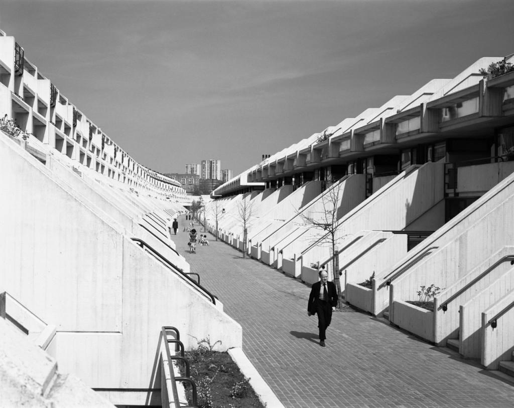 Premios arquitectura 2017: Neave Brown, Medalla Oro RIBA