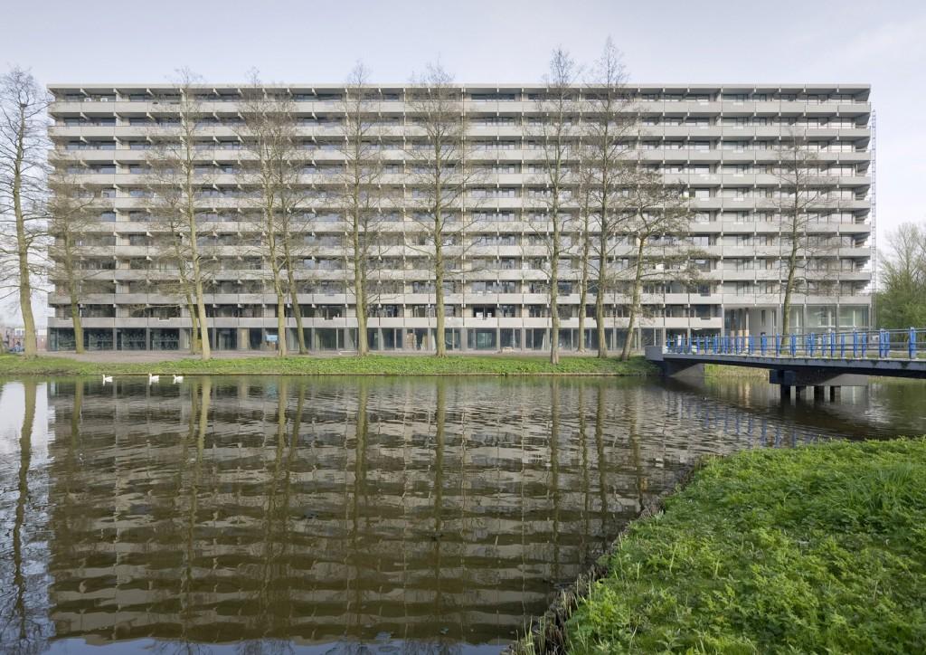 Premios Aquitectura 2017: deFlat, Amsterdam, vencedor del Mies van der Rohe
