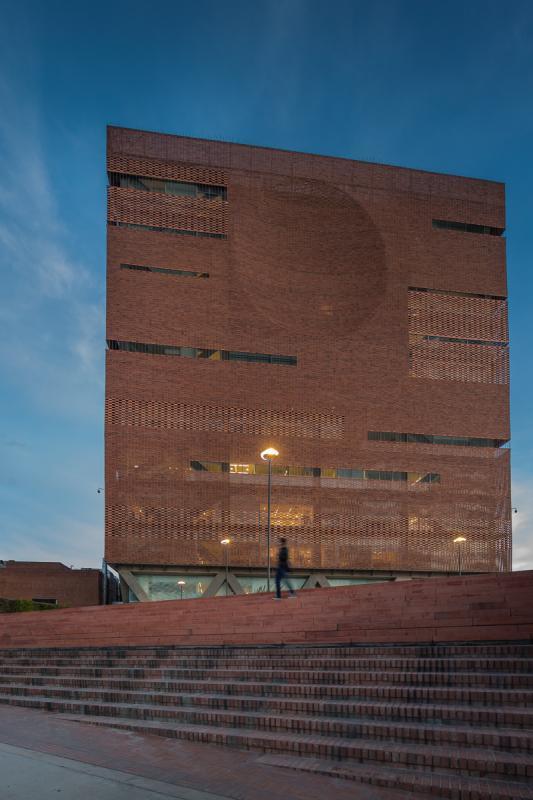 arquitectura de hospitales bogota