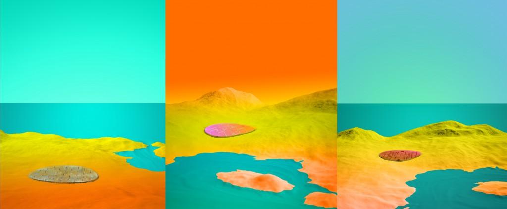 Aegean Paradise, proyecto realizado por Amid.cero9