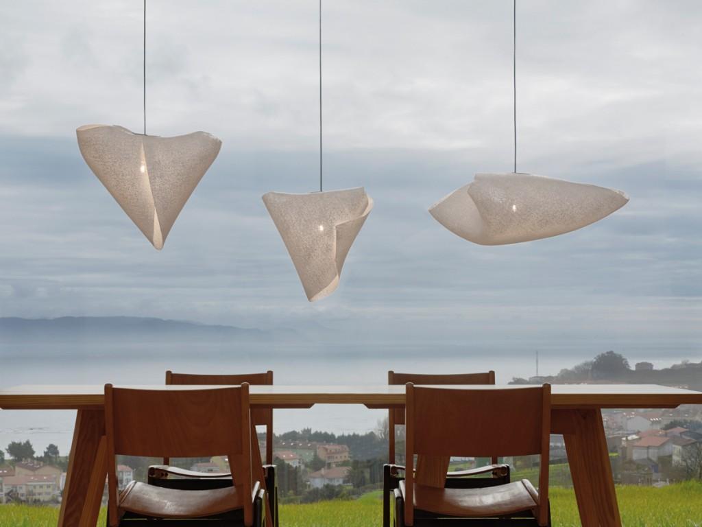 Todas las lámparas diseñadas por Arturo Álvarez son producidas artesanalmente. Foto: arturoalvarez.com