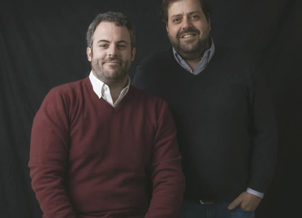 CONEXIÓN CON… Estudio Alegría: Ignacio Alegría y Manuel Such