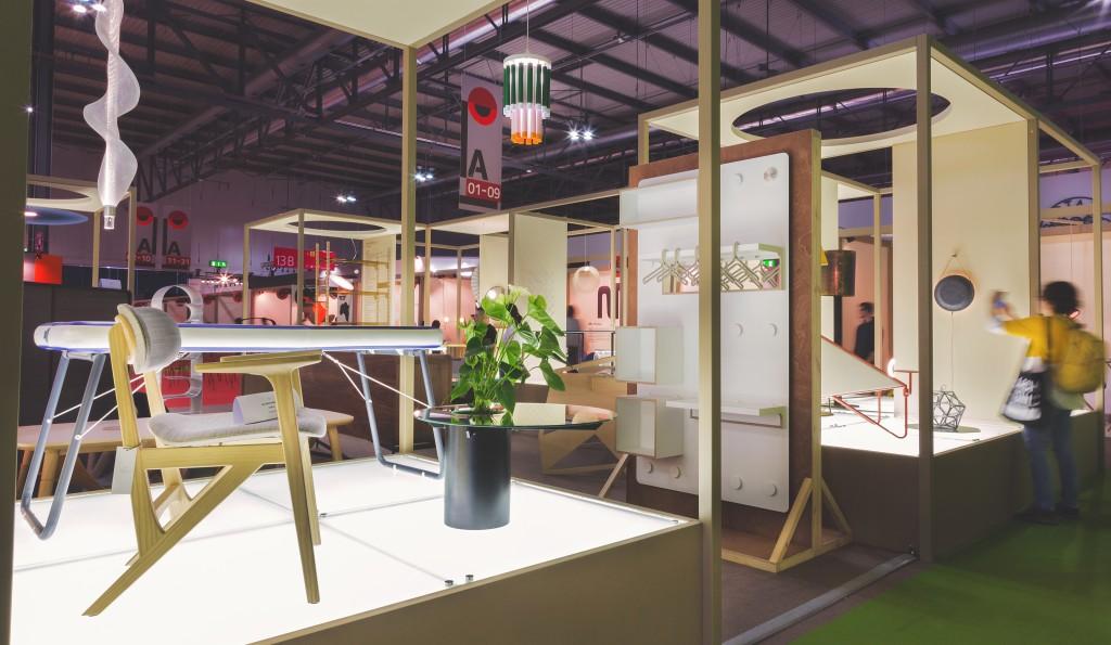 Los diseñadores emergentes despliegan su creatividad en el Salone Satellite. Foto: salonemilano.it.