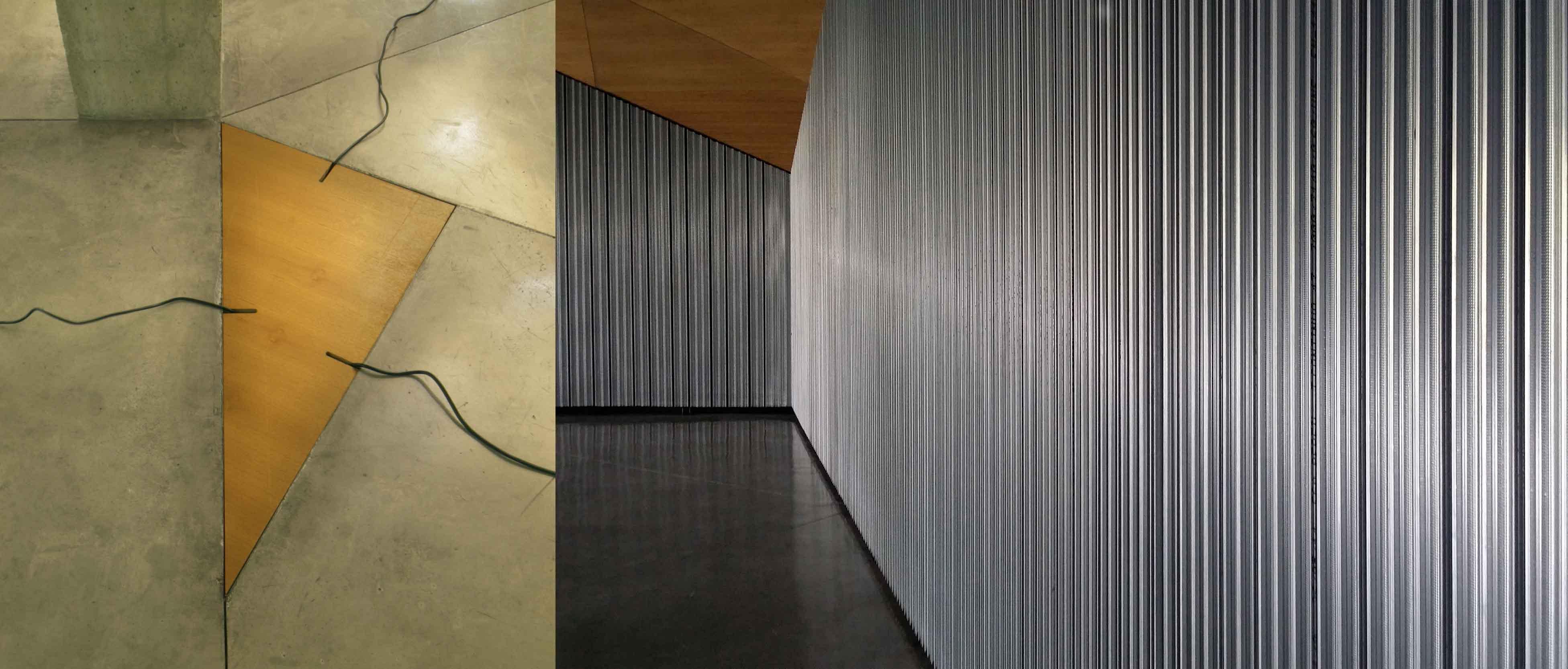 Tienda Largo recorrido (Navarra), diseñado por José María Zarranz Olivero, Xavier Guindano Laborda y Alai Zarranz Olivero