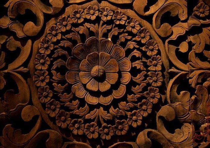 relieves en madera