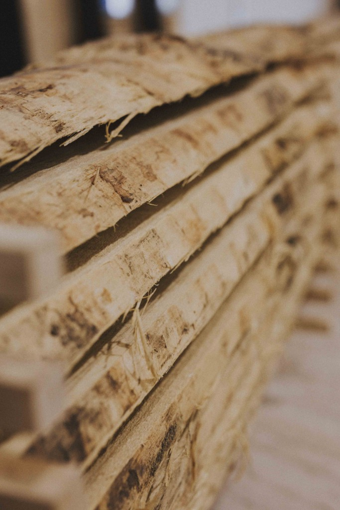 Tiendas ecoeficientes - uso de madera
