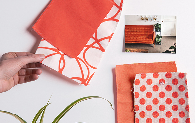 Natural e intenso, Living Coral aporta un toque de energía en los interiores. Fotografía: Pantone.com.